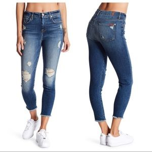 Seven for All Mankind High Waist Ankle